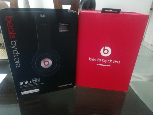 audifonos beats by dr.dre solo hd (edition especial)