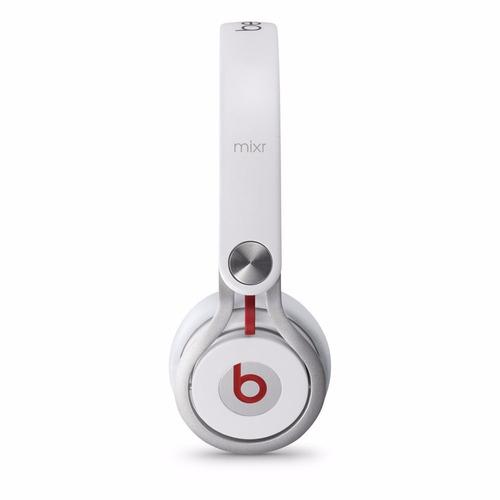 audífonos beats mixr on-ear color blanco. r y m