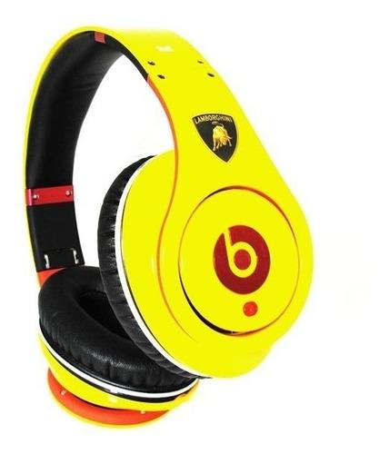 audífonos beats modelo ferrari y lamborghini