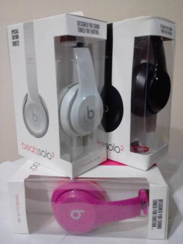 audifonos beats solo 2 monster cable plug mp3 tablet laptop