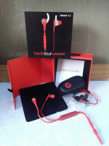 audifonos beats tour by dr. dre wireless bluetooth