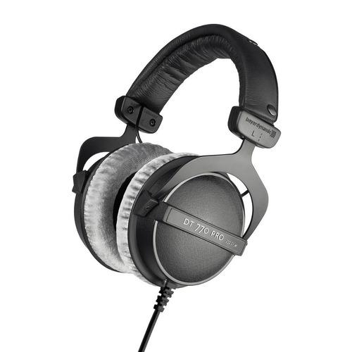 audífonos beyerdynamic dt 770 pro 250 ohm + garantía