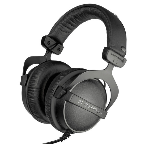 audífonos beyerdynamic dt 770 pro 32 ohm + garantía
