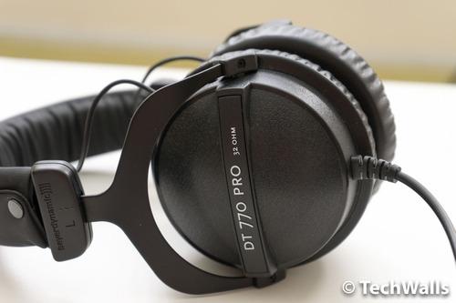 audífonos beyerdynamic dt 770 pro 32 ohms, nuevos sellado