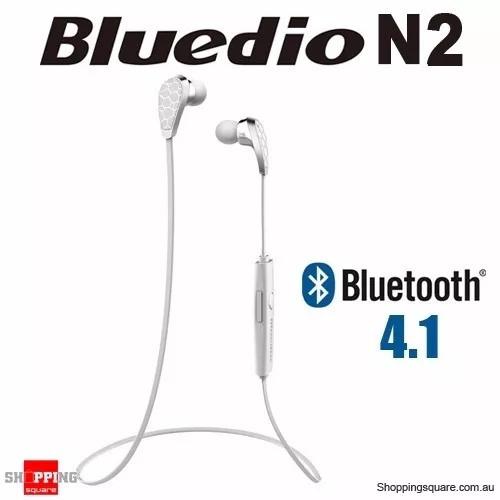 audífonos bluedio bluetooth modelo n2 cobra