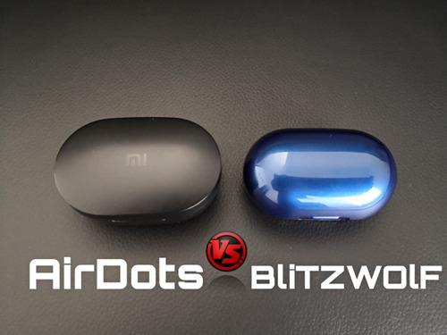 audífonos bluetooth 5.0 resistentes al agua blitzwolf bwfye5