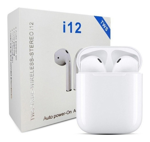 audifonos bluetooth airpods inalambrico i12 tws android
