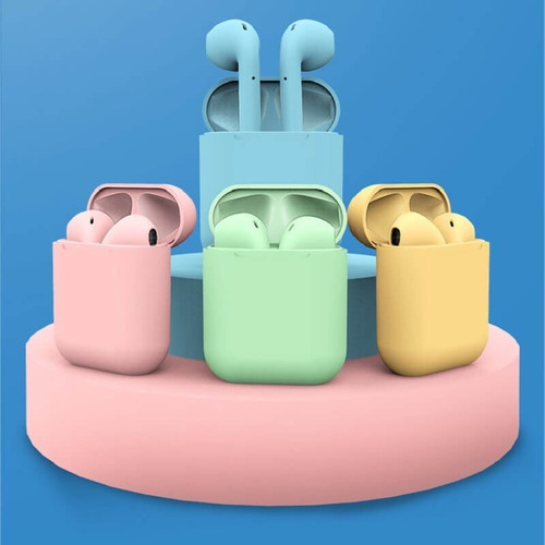 audifonos bluetooth airpods inpods tws i12 táctil originales