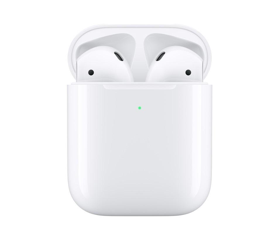 f392fa01a23 audifonos bluetooth apple airpods 2 original sellados -stock. Cargando zoom.