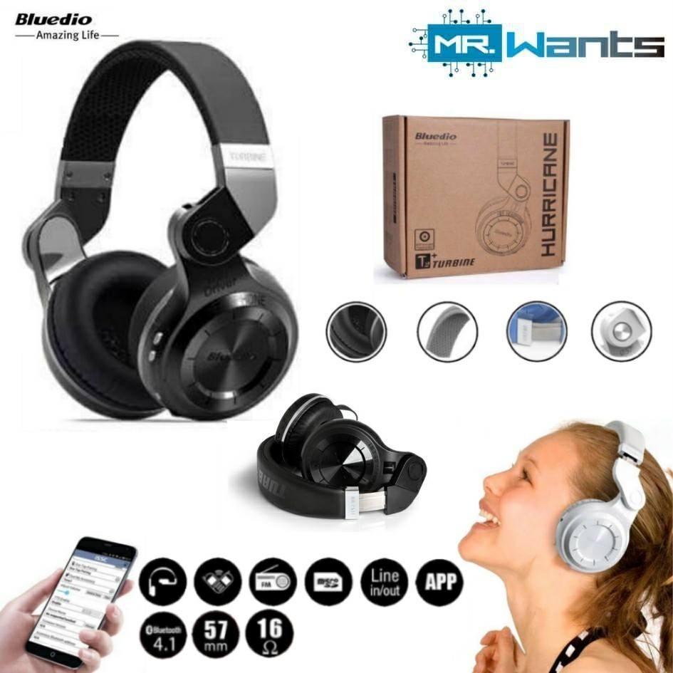 6e7b79e6a7b Audífonos Bluetooth Bluedio T2+ Cascos Android Ios - S/ 155,00 en ...