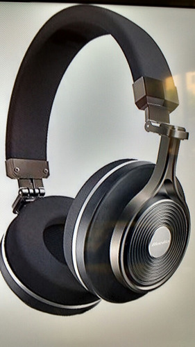 audifonos bluetooth bluedio t3+ 3ra generacion
