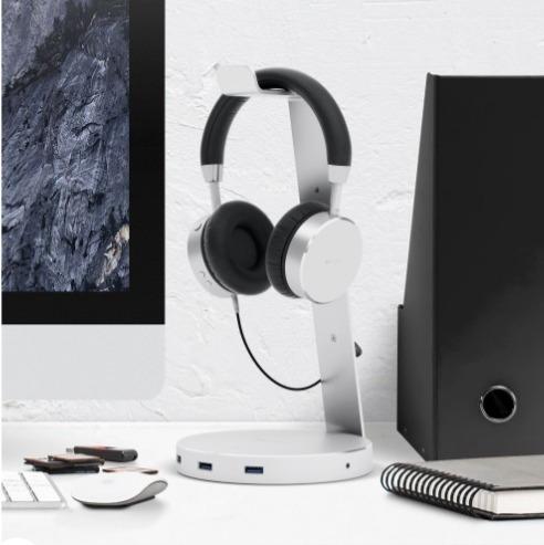 audifonos bluetooth de aluminio