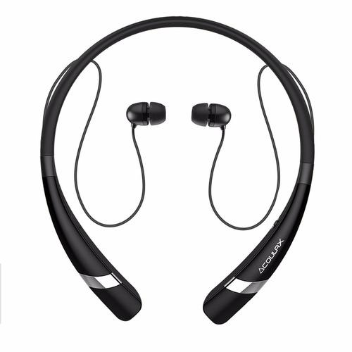audífonos bluetooth headphones coulax cx04 bluetooth neckban