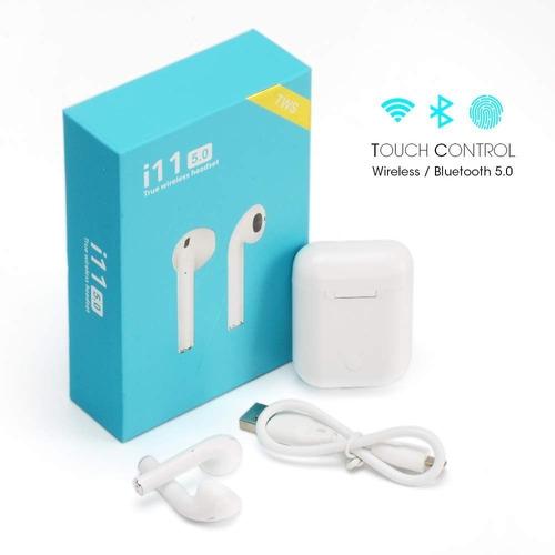 audifonos bluetooth i11 tws 5.0 iphone / samsung / android