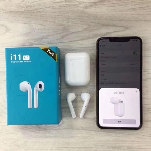 audifonos bluetooth i11 tws 5.0 iphone y samsung