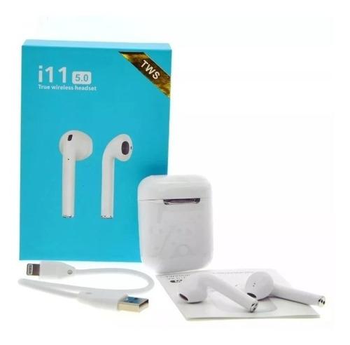 audífonos bluetooth i11 tws inalambricos touch