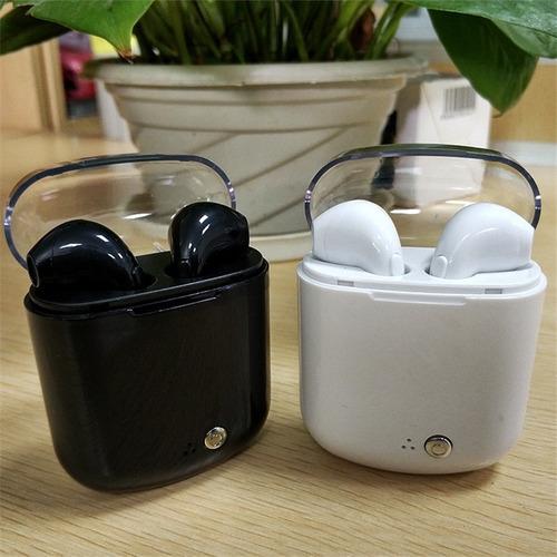 audífonos bluetooth inalámbricos estereo airpods c/ estuche
