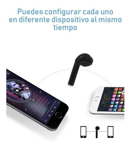 audifonos bluetooth inalambricos estereo airpods c/ estuche