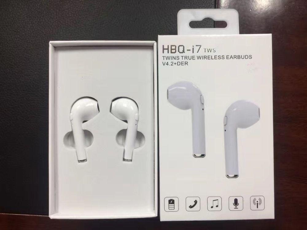 d1ae93b7f30 audífonos bluetooth inalambricos iphone android mic hbq i7. Cargando zoom.