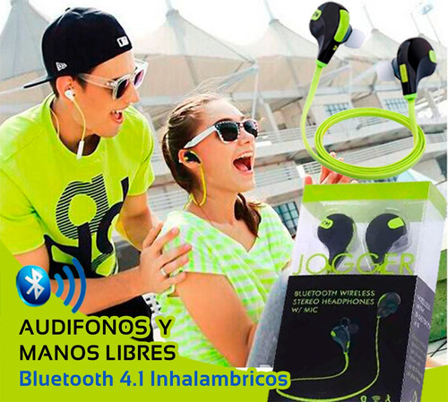 audifonos bluetooth inhalambricos manos libres iphone 6