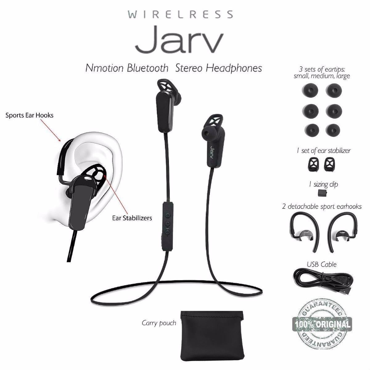 Jarv headphones