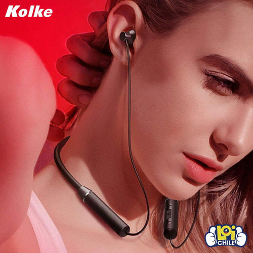 audifonos bluetooth kolke sport runner