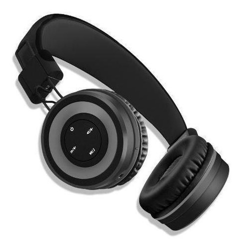 audífonos bluetooth mgbt7b master g + reproductor mp4 4 gb