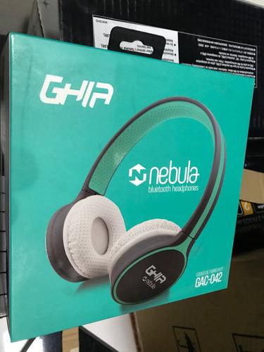 audífonos bluetooth nebula hifi. envío gratis