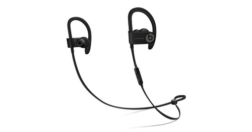 audifonos bluetooth  powerbeats 3 inalambricos - negros
