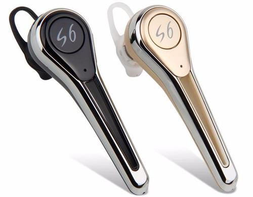 audífonos bluetooth s6 4.0 para música y llamadas