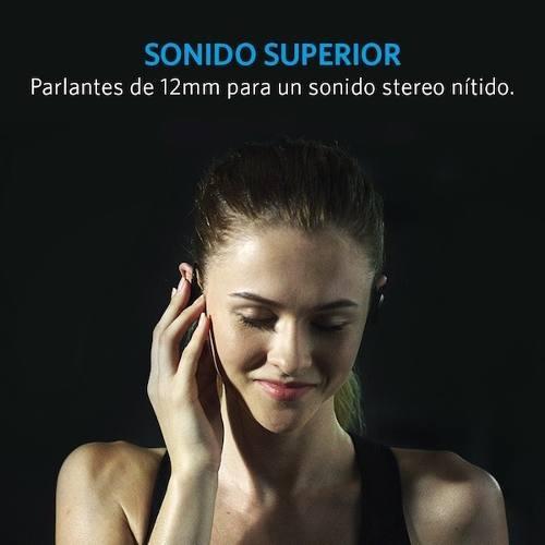 audifonos bluetooth soundbuds anker