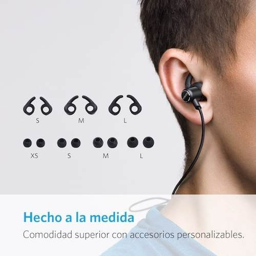 audifonos bluetooth soundbuds slim anker