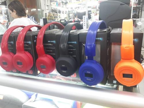 audífonos, bluetooth / stereo mp3, aux radio fm / 15(verdes)