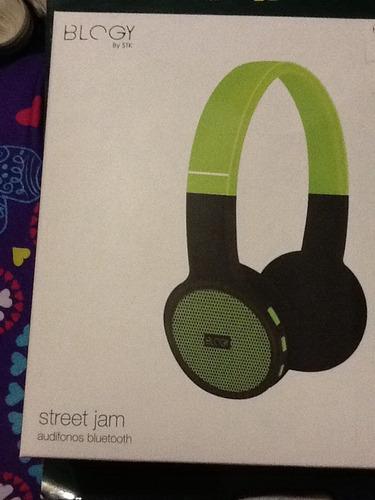 audífonos bluetooth street jam