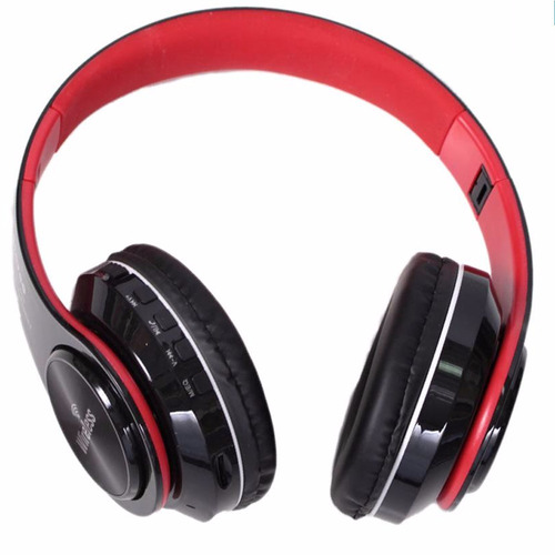 audifonos bluetooth tipo hd beats m sd, fm, mp3 - nice home