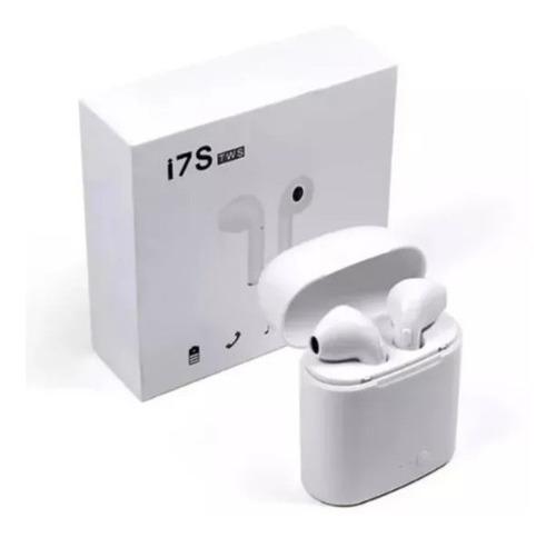 audífonos bluetooth tipo i7s tws gamer v4.2 oem