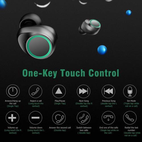 audífonos bluetooth tws-x9p manos libres sonido hd portátil