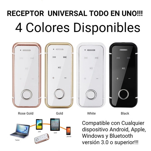 audífonos bluetooth universal iphone android y+