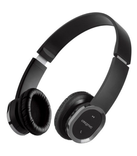 audifonos bluetooth y micro creative labs wp-450