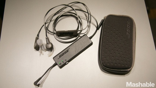 audifonos bose quietcomfort 20 con supresor de ruido android