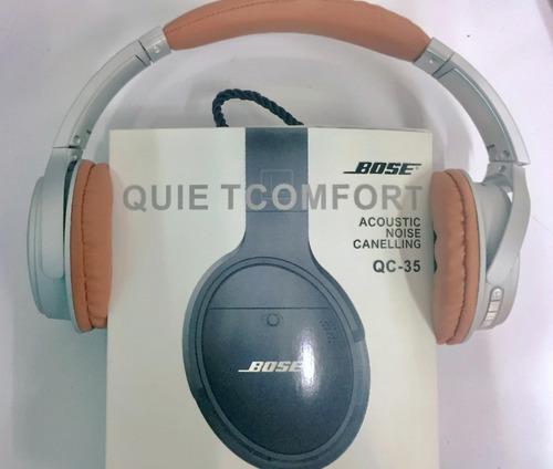 audífonos bose quietcomfort wireless bluetooth inalámbricos