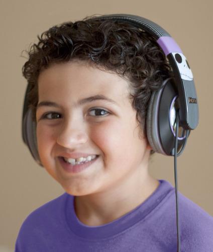 audifonos con control de volumen -  jack skellington
