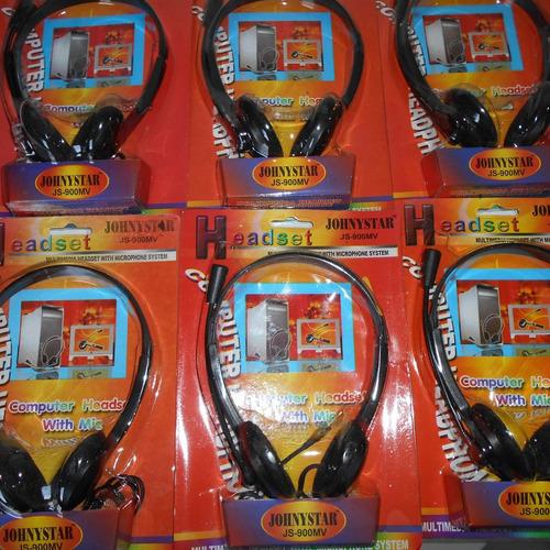 audífonos con micrófono para pc laptop