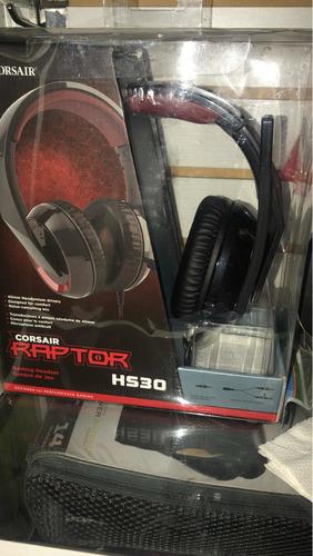 audífonos corsair hs30
