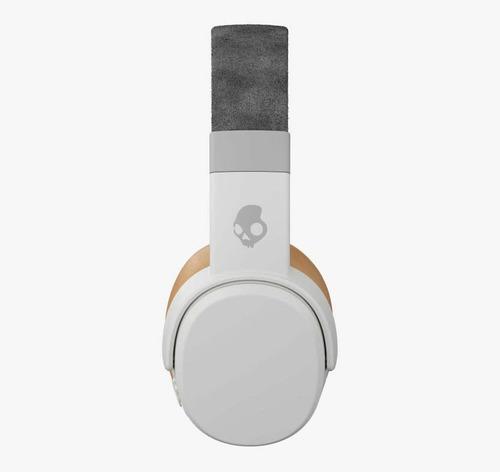 audífonos crusher bluetooth wireless blanco skullcandy