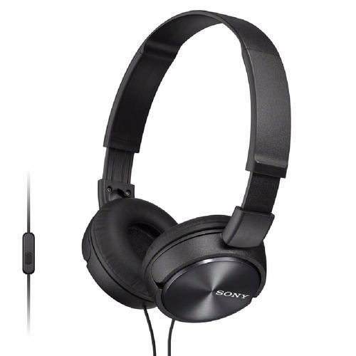 audifonos de diadema sony mdr zx310 con micrófono originales