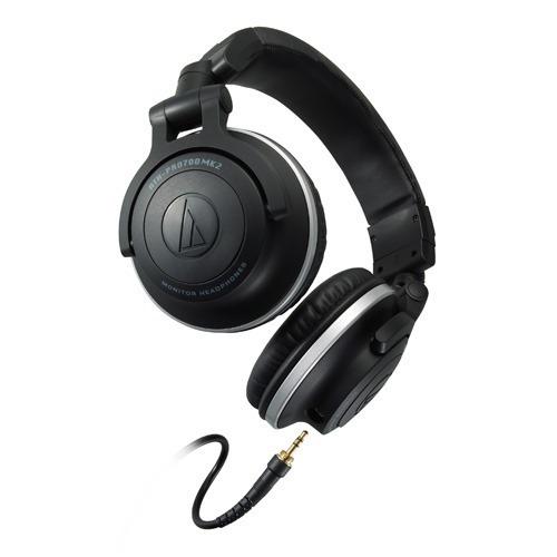 audifonos de lujo audio technica ath-pro700mk2 importados