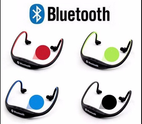 audifonos deportivo inalambrico bluetooth para pc ps4 mp3 4