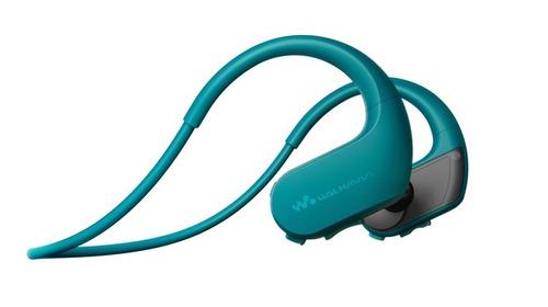 audífonos deportivos nw-ws413 sony resistente al agua 4 gb