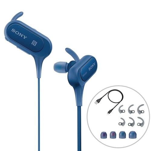 audífonos deportivos sony mdr-xb50bs extra bass bluetooth